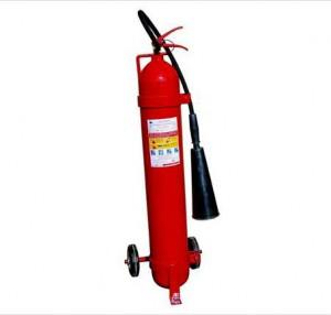 Углекислотный огнетушитель ОУ-7  (ОУ-10  передвижной)