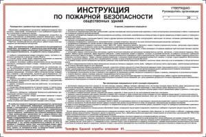 Инструкция По Пожарной Безопасности Для Магазина Автозапчасти - фото 3